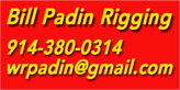 Bill Padin Rigging