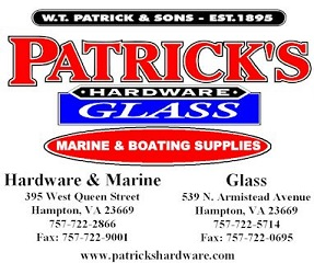 Patricks Hardware - Marine & Boating Supplies