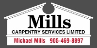 Mills Carpentry Services Limited