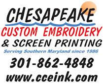 CHEASAPEAKE CUSTOM SBRW APPAREL