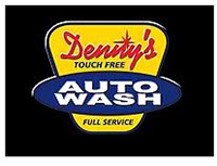 Denny's Touch Free car wash