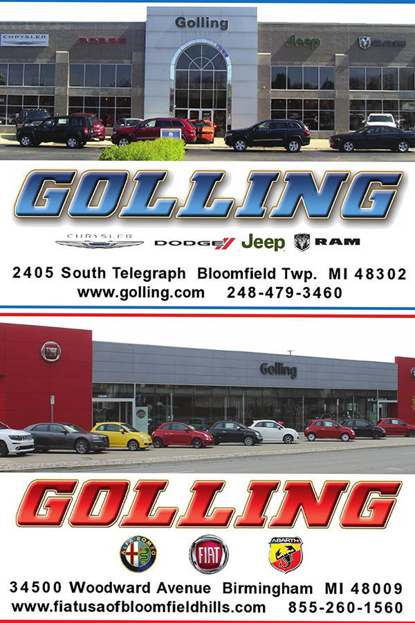 Golling Chrysler-Jeep-Dodge-Ram-Fiat